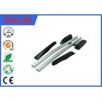 Buy cheap Natural Anodized Treatment Aluminum Extrusion Profiles for Luggage Rack / Vehicle Top Part from wholesalers
