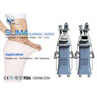 Wholesale Vacuum Body Sculpting Machine Professional Velashape Machine With USA Imported Pump from china suppliers