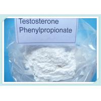 Wholesale White Crystalline Powder Fast Muscle Gain Steroids With 99% Purity , CAS 1255-49-8 from china suppliers