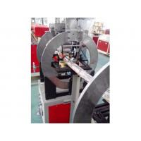 Wholesale YF240 artifical PVC marble decorate profile extrusion line making machinery from china suppliers