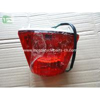 Wholesale Red ABS REAR LIGHT ASSY Piaggio Motorcycle Parts 12 Volt Custom from china suppliers