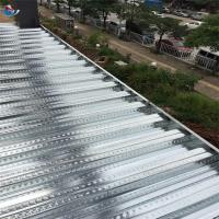 2016 Q235 construction building metal corrugated sheet