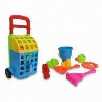 Wholesale Beach Play Set with Accessories in Multi-color and Sized 5.35 x 27.5 x 53cm from china suppliers