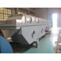 Wholesale Salt Granulator vibrating Fluid Bed Dryer Machine Mirror Polish High Thermal Efficiency from china suppliers