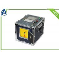 China 10KV Automatic Electrical Test Set Tan Delta And Capacitance Diagnostic System on sale