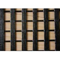 Wholesale Warp Knitting Geogrid for Lower Elongation , High Tensile Geogrid from china suppliers