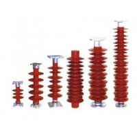 Wholesale High Voltage Long Rod 330Kv Composite suspension Silicon Insulator from china suppliers