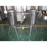 Wholesale Stainless Steel Beverage Processing Equipment 200 Mesh Double Filter for Bottle Juice from china suppliers