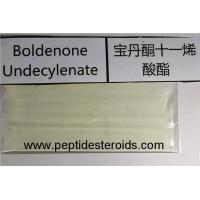 Wholesale 13103-34-9 Boldenone Steroid , Undecylenate Equipoise Anabolic Steroids For Muscle Growth from china suppliers