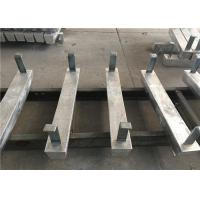 Buy cheap Aluminum sacrificial anode for jetty piles pier content Al-Zn-In alloy from wholesalers