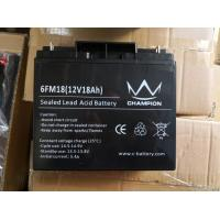 Wholesale Sealed Lead Acid Battery 12v 18ah Deep Cycle Battery For Solar UPS Inverter from china suppliers