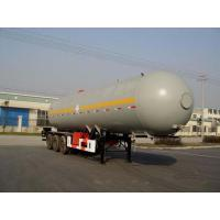 Wholesale 45000L-3 Axles-Liquid Gas Lorry Tanker for Liquid Ammonia from china suppliers