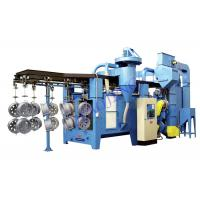 Wholesale Overhead Spinner Hanger Shot Blasting Machines For Casting Descaling from china suppliers