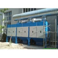 China Reliable Exterior Dust Collection System , PLC Control Central Dust Collection System on sale
