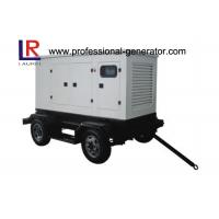Wholesale Water Cooled 30kw Mobile Trailer Mounted Diesel Generator , Customised  Available from china suppliers