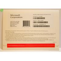 Quality Microsoft DVD Installing data 64 bit Windows 10 professional OEM Version Key Code for sale