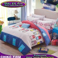 Wholesale CKMFM001-CKMFM005 2017 New Fastness Classic Design 100% Microfiber Bedding Sets from china suppliers