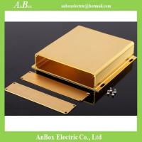 Wholesale 155x155x32mm DIY extruded aluminum frame for electronic wholesale and retail from china suppliers