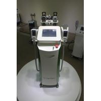 Wholesale 5 handles Fat Reduction Cryotherapy Body/Cryolipolysis Slimming Machine from china suppliers