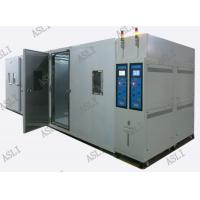 Wholesale Climate Stability Test Usage Programmable Large Walk In Temperature And Humidity Chamber from china suppliers