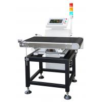 Buy cheap Mild Steel Hi Speed Checkweigher Machine 15 kg Weighing Capacity from wholesalers