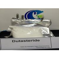 Wholesale White Dutasteride Hair Loss Treatment Powder High Purity 99% from china suppliers
