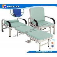 Wholesale Hospital Infusion Transfusion Chair , medical Folding Chair for accompanying patients from china suppliers