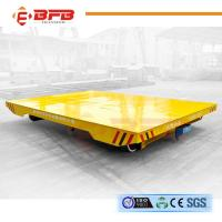 Quality Industrial Field Transfer Flat Cart Mounted Rail Crane for sale