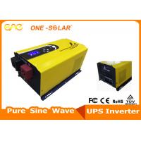 Wholesale Automatic switch UPS Inverter Low Frequency Type 12V 24V 2kwFor Solar & Off Grid from china suppliers