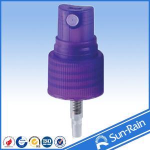 Wholesale plastic screw bottle cap perfume sprayer atomizer mist sprayer from china suppliers