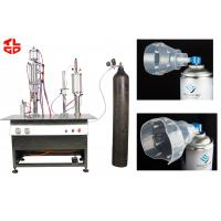 Wholesale Safe Oil Free Fresh Air / Oxygen Gas Filling Machine With Compressed Air Power from china suppliers