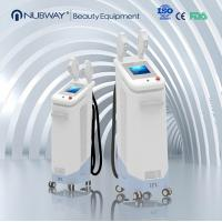 Wholesale Advanced SHR IPL Permanent Hair Removal And Wrinkle Removal from china suppliers