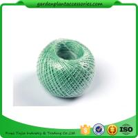 Wholesale 100M Length Twine Jute Garden Plant Ties , Blue Flexible Garden Tie from china suppliers