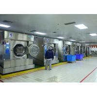 Buy cheap Computer Control Commercial Laundry Equipment , High Performance Industrial Laundry Machine from wholesalers