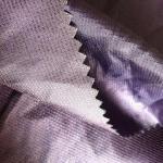 Wholesale Metallic fabric, NPC, cross stripe, 50Dx70D+32S+me from china suppliers