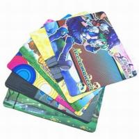 Wholesale Square Cartoon Promotional Mouse Pad, Non Toxic Rubber Mouse Mat from china suppliers