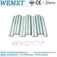 Wholesale Steel floor deck for steel structure building WMT 51-240-720 from china suppliers