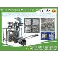 Buy cheap Expansion tubes counting and packing machine, expansion tubes pouch making machine, expansion tubes weighting and packed from wholesalers