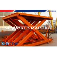 Wholesale Stationary Scissor Lift / Hydraulic Lift Platform / Hydraulic Car Lift SJG Series from china suppliers