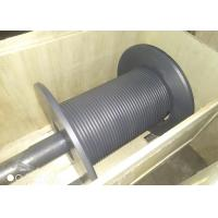 Quality Custom - Made Lebus Grooved Drum For Lifting Machinery IFA ISO Standard for sale