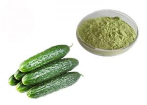 China Anti Aging Water Soluble Cucumis Sativus Fruit Extract For Skin on sale