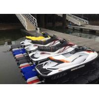 Wholesale plastic floating dock jet ski dock from china suppliers