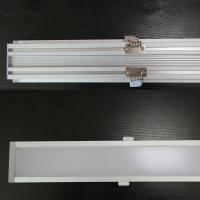 Buy cheap Aluminum Housing Embeded 300 / 600 / 900mm LED Linear Light 40w For House from wholesalers
