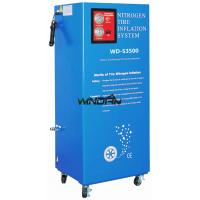 Wholesale 60W Vehicle Tire Nitrogen Generator , 95 to 99.5% Purity Nitrogen Tyre Inflation System from china suppliers