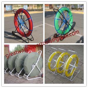 Quality China export Reel duct rodder,best quality HPDE reel rodder for sale