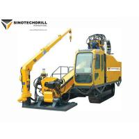 Wholesale Horizontal Directional Drilling Machine with 8° - 18° Drilling Angle 610KN Max  Feeding Capacity from china suppliers