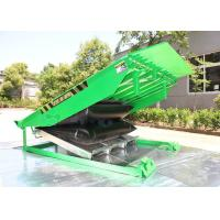 Wholesale Airbag Lifting System Loading Dock Leveler With High Strength Anti - Wear from china suppliers