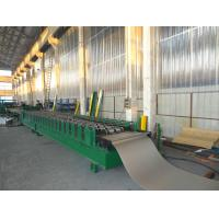 Wholesale 1250mm Metal Deck Roll Forming Machine Color Steel Floor Roll Former from china suppliers