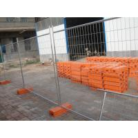 Wholesale Quessland Temporary Fencing Panels wholesale ,High Quality zinc 42 microns hot dipped galvanized temp construction fence from china suppliers