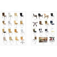 Wholesale bent wood chair, dining chair, stainless steel leg, scandinavian chair, #series 1 from china suppliers